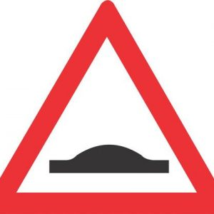 SPEED HUMPS ROAD SIGN W332 300x300 - SPEED HUMPS ROAD SIGN (W332)