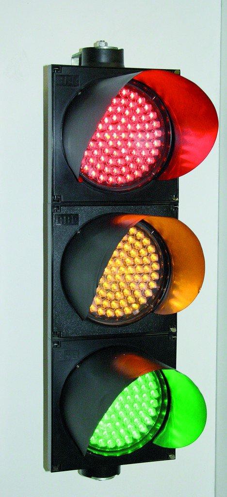 led traffic lights lenash signs 1 - RBT54 ROAD SAFETY LED TRAFFIC SIGNAL